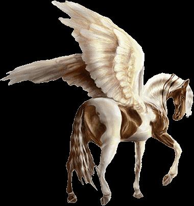 Unicorni e cavalli gif e animazioni page 2 for Disegni cavalli alati